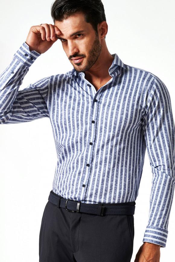 Jerseyhemd »New Hai« Blue